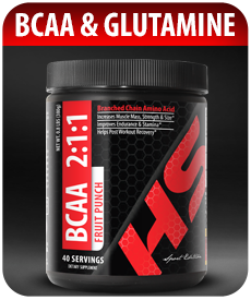 BCAA and Glutamine by Vitamin Prime