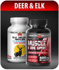 DEER AND ELK PRODUCTS by Vitamin Prime
