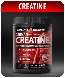 GERMAN CREATINE by Vitamin Prime