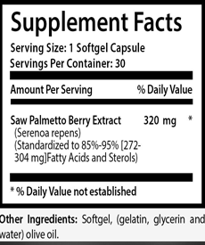 Saw-Palmetto-Softgel-320mg-Supplement-Facts-by-Vitamin-Prime