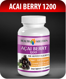 Acai Berry 1200 by Vitamin Prime