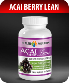 Acai Berry Lean by Vitamin Prime