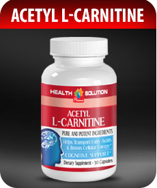 Acetyl L-Carnitine by Vitamin Prime
