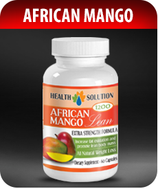African Mango by Vitamin Prime