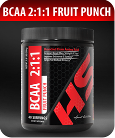 BCAA 2-1-1 (Fruit Punch) by Vitamin Prime