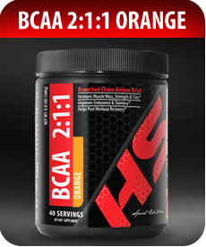 BCAA 2-1-1 (Orange) by Vitamin Prime