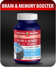 Brain and Memory Booster by Vitamin Prime
