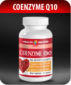 CoEnzyme Q10 by Vitamin Prime