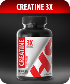 Creatine Tri-Phase 3x by Vitamin Prime