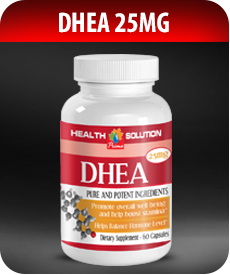 DHEA 25mg by Vitamin Prime