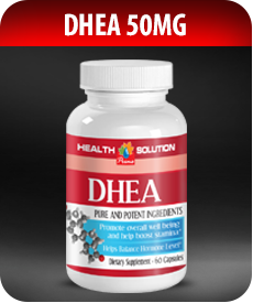 DHEA 50mg by Vitamin Prime