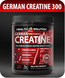 German Creatine 300g by Vitamin Prime