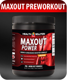 Maxout Pre-Workout by Vitamin Prime