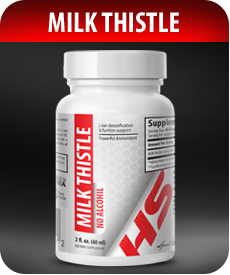 Milk Thistle Liver Detox by Vitamin Prime