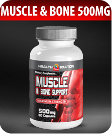 Muscle and Bone 500mg by Vitamin Prime