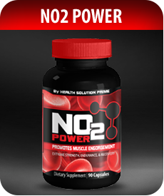 NO2 Power Nitric Oxide  by Vitamin Prime