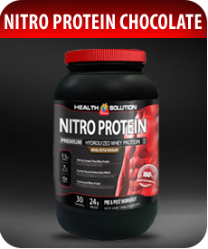 Nitro Protein Chocolate by Vitamin Prime
