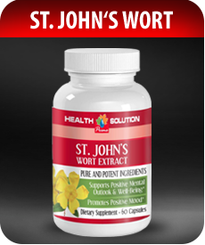 St Johns Wort by Vitamin Prime