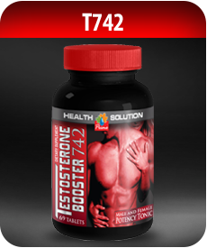 Testosterone 742 by Vitamin Prime
